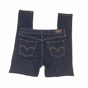 Levis 535 legging Jeans ladies/jrs 13 short